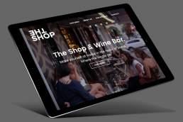 The Shop Website - East Digital Sydney